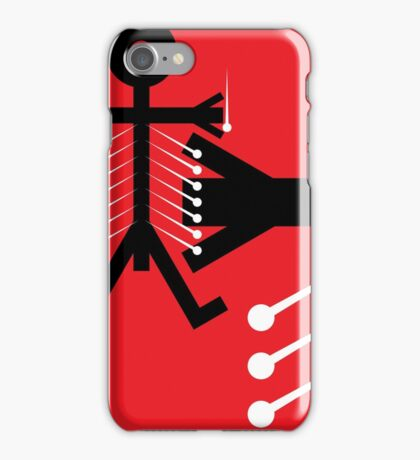 Live by the Sword 2 Icon iPhone Case/Skin