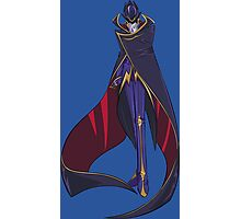 code geass lelouch lamperouge cc c2 anime shirt Photographic Print