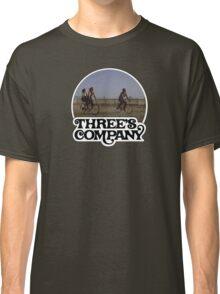 Three's Company  Classic T-Shirt