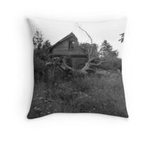 Memories of Grandfather Throw Pillow