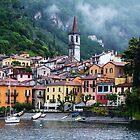 Varenna, Italy by Kris McLennan