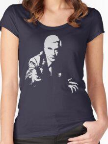 Drebin Women's Fitted Scoop T-Shirt