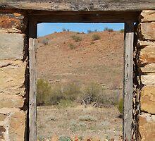 Window ruin by Bryan Cossart