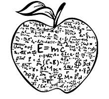 Einstein E=MC2 Equation Art Photographic Print