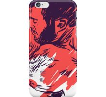 Rough Man  iPhone Case/Skin