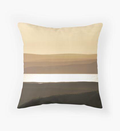 natural colours Throw Pillow
