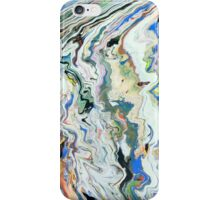 Fluctuating Geology iPhone Case/Skin