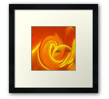 In Your Eyes/ART + Product Design Framed Print