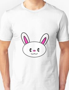 Pink Rabbit Unisex T-Shirt