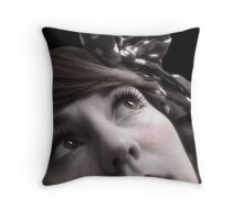 All Dolled Up Throw Pillow