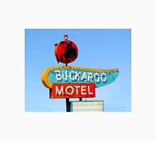 Buckaroo Motel Sign, Tucumcari, New Mexico  Unisex T-Shirt