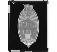 Ghostbusters Plaque iPad Case/Skin