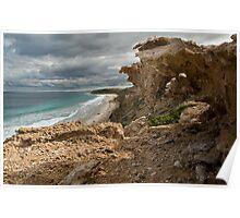 Yorke peninsula seascape 4 Poster