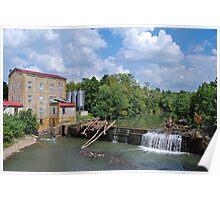 Weisenberger Mill Poster
