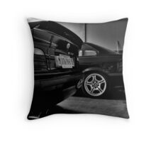 DTM POWER Throw Pillow