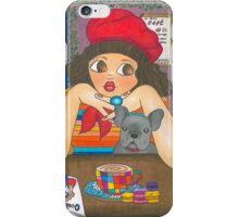 Gigi iPhone Case/Skin