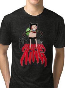 Finn the Demon King Tri-blend T-Shirt