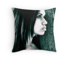 Melting my Heart Glance by Glance Throw Pillow
