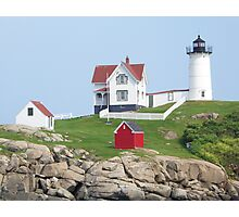 Cape Neddick Light. Photographic Print