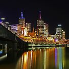 Melbourne Magic  by Nicoletté Thain Photography