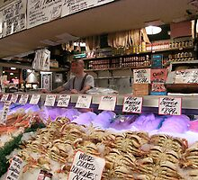 The Pike Place Fish Market.... by DonnaMoore