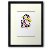 Yakumo Yukari Framed Print