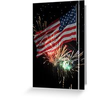 Glorious Fourth 2010 Greeting Card
