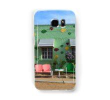 Blue Swallow Motel, Route 66, Tucumcari, New Mexico Samsung Galaxy Case/Skin