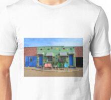 Blue Swallow Motel, Route 66, Tucumcari, New Mexico Unisex T-Shirt