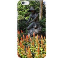 Winery Garden 7 iPhone Case/Skin