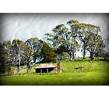 Australiana Series 1, #4 Photographic Print