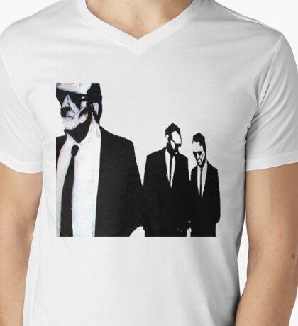 Coolness Mens V-Neck T-Shirt