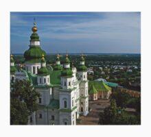 Trinity Cathedral -Chernigov, Ukraine  Baby Tee