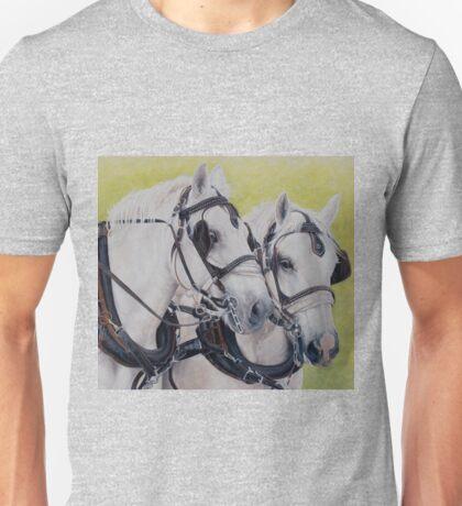 A working pair Unisex T-Shirt