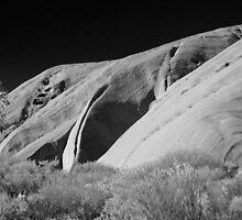 Uluru (Ayers Rock, Northern Territory, Australia by Adrian Paul