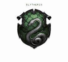 Slytherin Crest Harry Potter by unicorndeni