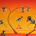 The Amazing School of Flight by Rainer Kozik