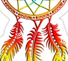 Dreamcatcher, American Indians, protection Sticker