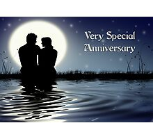 Happy Anniversary ! Photographic Print
