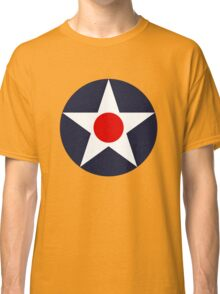 USAAC Historical Roundel 1919-1941 Classic T-Shirt