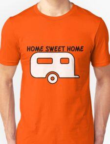 Home sweet vintage camper T-Shirt