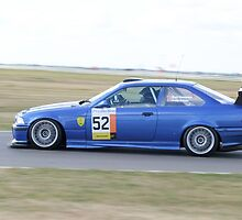 Matthew Hampson BMW e36 M3   by Ron-Mymotiv
