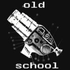 old school white by mandj