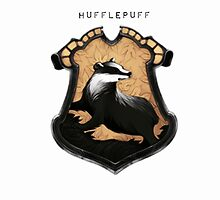 Hufflepuff Crest Harry Potter by unicorndeni