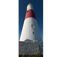 Portland Bill Lighthouse 4 Photographic Print