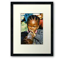 Daria's Fanta 2 Framed Print