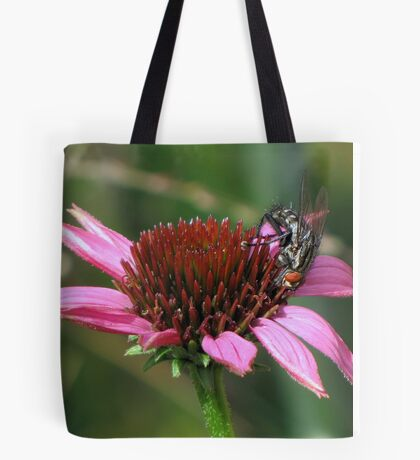 What do you mean I don't look like a bee?..............I'm one of those new ones.........errrrrr a bee fly ,yes that's what I am a *beefly* or is that a *flybee* Tote Bag