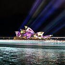 Lighting the Sails by Rod Kashubin