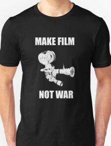 make film not war T-Shirt