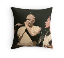 Hear Ye A Great Noise Throw Pillow